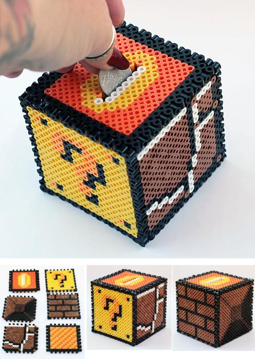 Mario Bros Bank