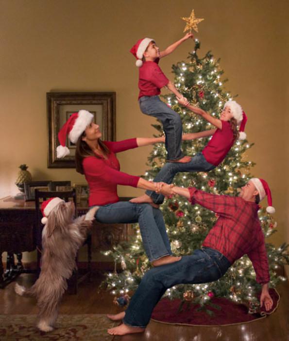 The Bale Family Christmas