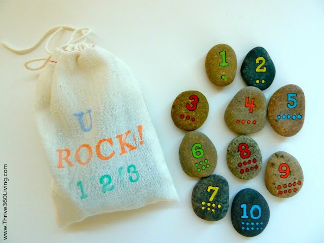 Rock Counting Game