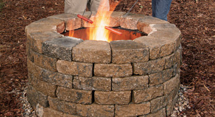 How to Build Your Own Fire Pit