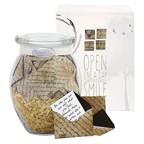 inspirational messages in a jar