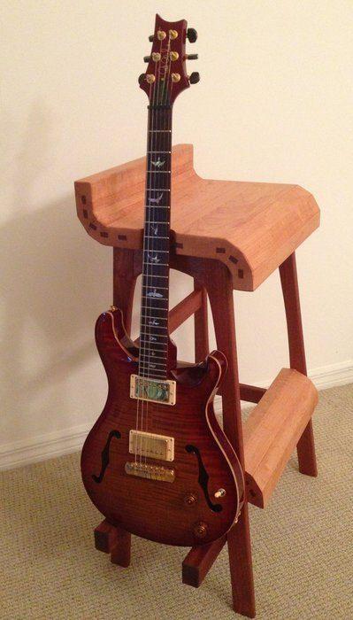 Guitar Playing Stool