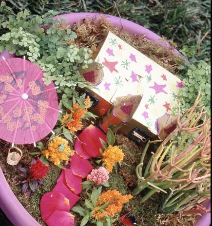 Childs Fantasy Garden