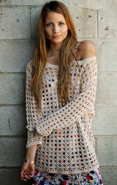 Heirloom Boho Sweater