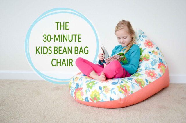 30 Minute Bean Bag Chair