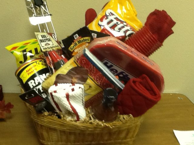 BBQ Big Gift Basket