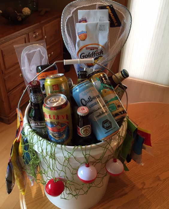 Beer Fishing Bucket