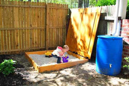 How To Build A Sandbox Part 3