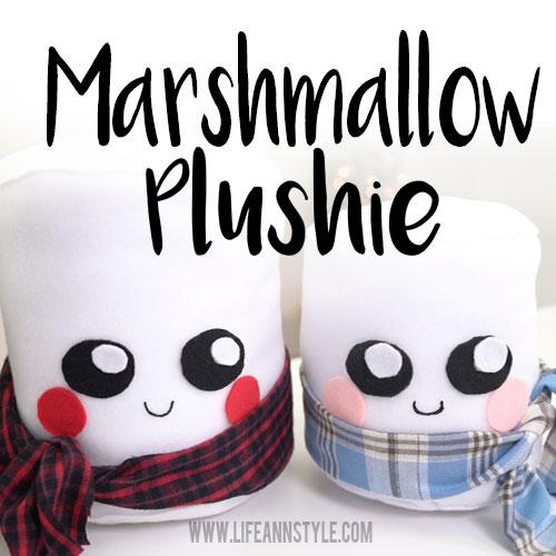 Marshmellow Plushie