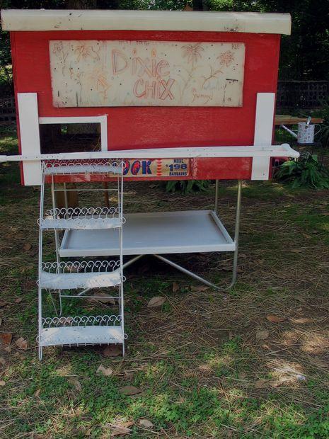 Backyard Chicken Coop Hen House