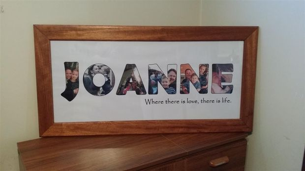 Making a Wooden Picture Frame