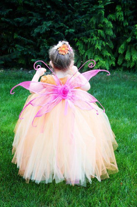 Easy Fairy Costume