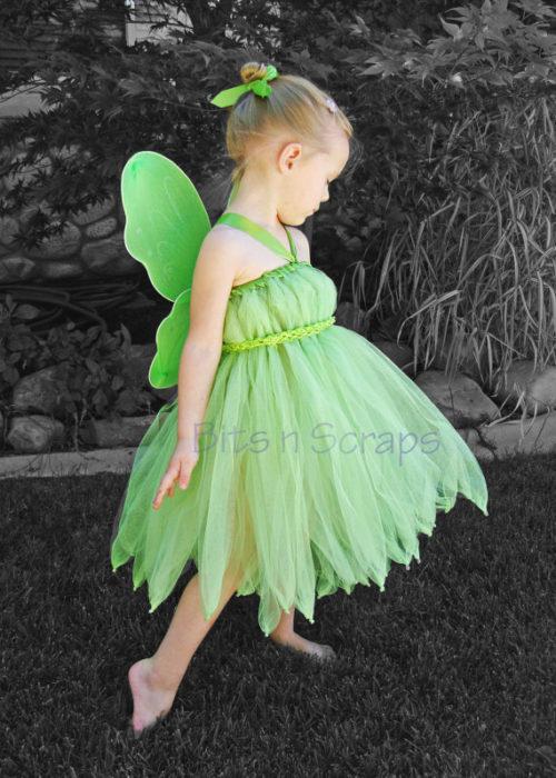 Tinkerbell Tutu Dress