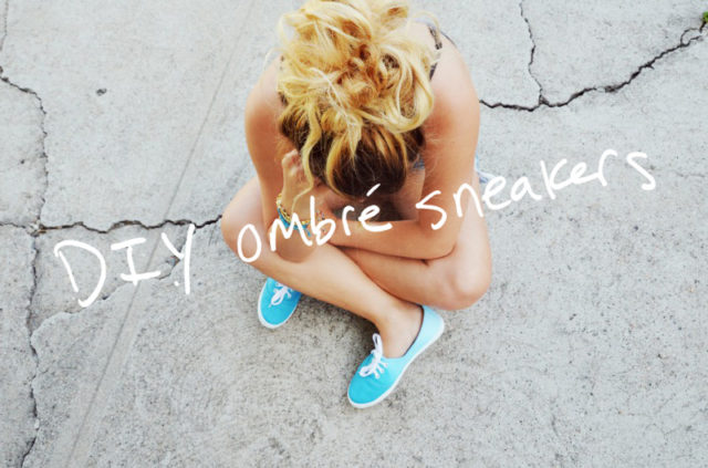 diy-ombre-sneakers