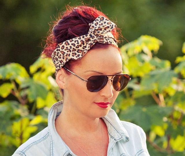 my-fabric-belt-in-leo-look-as-headband-accessory-diy-tutorial-wire-headband-flexible-hairband
