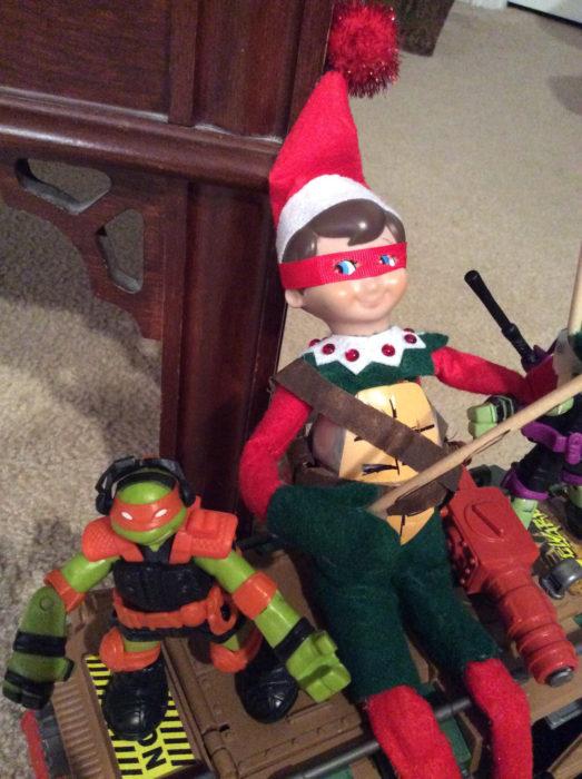 elf-on-the-shelf-mutant-ninja-turtles