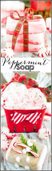 peppermint-soap