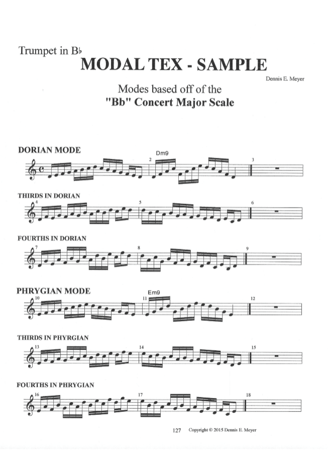 printed musical notes pic 3