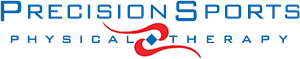 Precision Sports and Pediatric Physical Therapy Logo