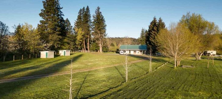 Hood River Saddle Club Grounds