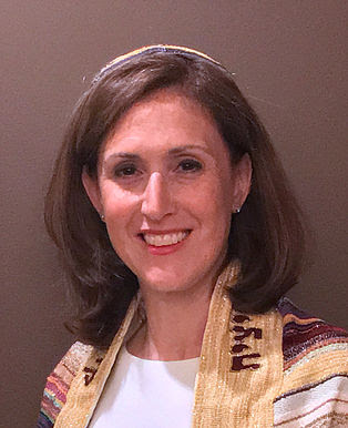 Rabbi Jennifer Rudin