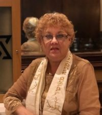 Rabbi Karen Becker-Marcelo