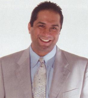Anil Vazirani - Cover of Senior Market Advisor Magazine