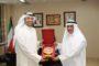 تكريم النائب العام للأستاذ فهد حمد عبدالله سالم العتيقي