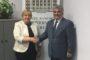 السفير يعقوب العتيقي يزور جامعة روسة البلغارية