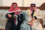 حضور لعائلة العتيقي بحفل عشاء حمد شريف الشدادي الحربي