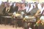 آل العتيقي بحفل ملتقى قبيلة حرب بدولة الكويت سنة ٢٠٠٨م