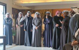 …عقد قران محمد علي العتيقي على كريمة السيد عبداللطيف يوسف السنان