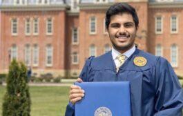 تخرج صالح فيصل صالح العتيقي من جامعة ويست ڤيرجينيا في الولايات المتحدة الأمريكية