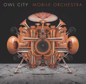 Owl City - Mobile Orchestra Album Artwork