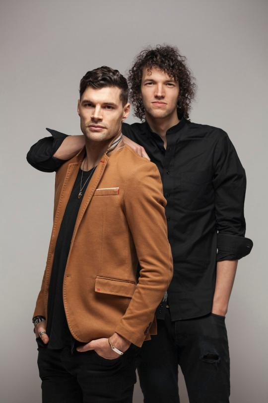 for KING & COUNTRY Light It Up With New Live Rooftop Video