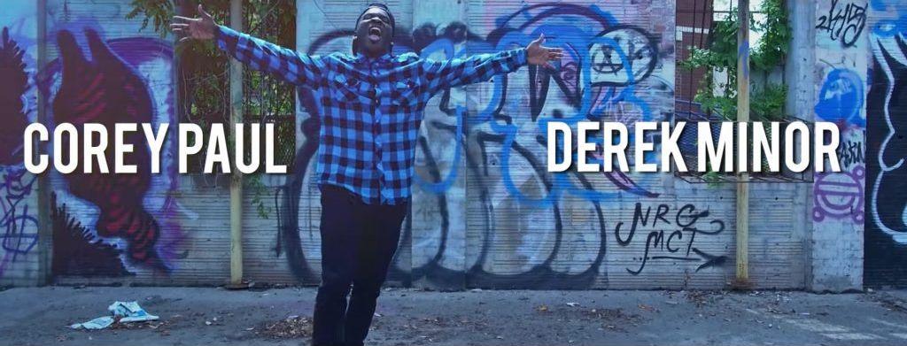 "Corey Paul Drops ""Top Rope"" Video feat. Derek Minor"
