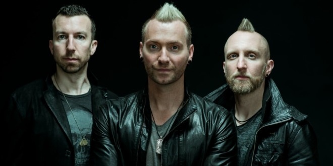 Thousand Foot Krutch Release Running With Giants Music Video