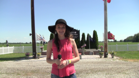 An Interview with Hannah Schaefer at Kingdome Come Festival '16
