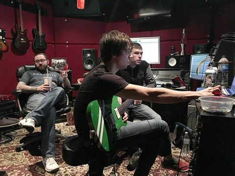 August Burns Red revealed this past week that they've entered the studio to record their new album, the follow up to 2015's Found In Far Away Places.