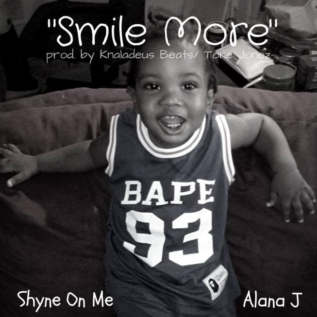 Shyne On Me Encourages People to Smile More in new Music Video