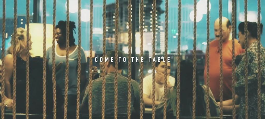 sidewalk prophets Come To The Table