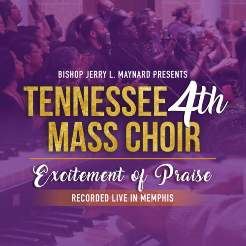 The Tennessee 4th Mass Choir to release new album