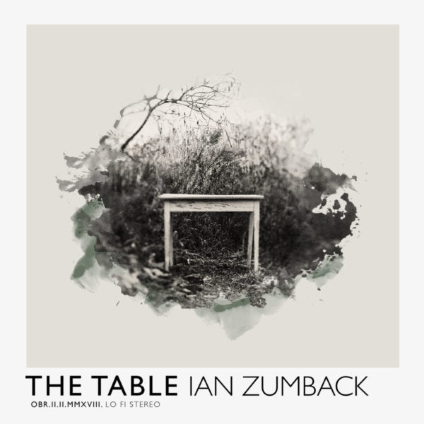 """Ian Zumback - The Story Behind The Table Cover // Join Ian Zumback at """"The Table"""""""