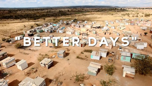 """[VIDEO] Sinai & Legin find hope in """"Better Days"""" // Building a home for at-risk youth in South Africa"""