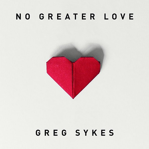 """Greg Sykes Releases New Single """"No Greater Love"""" Today, Prepares For Debut Album This June"""