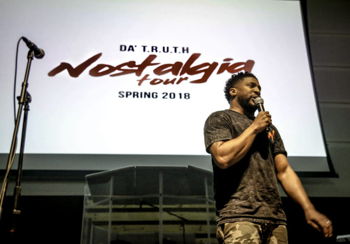 Culture Da' T.R.U.T.H Speaks to Challenging the Culture through CHH with Annette Holloway Nostalgia Tour