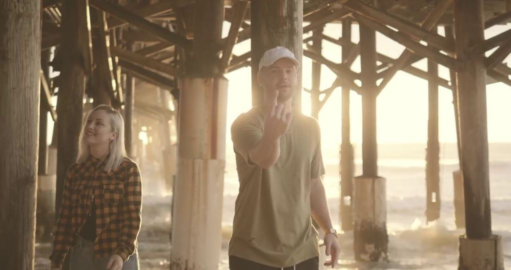 Roy Tosh Unveils Stronger Music Video featuring V. Rose