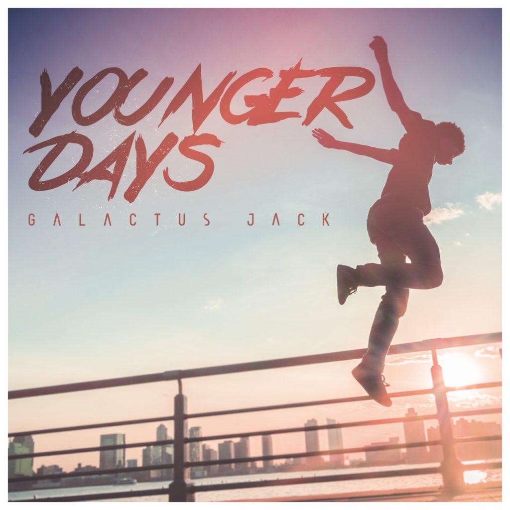 Galactus Jack Releases Younger Days Album New Horizon