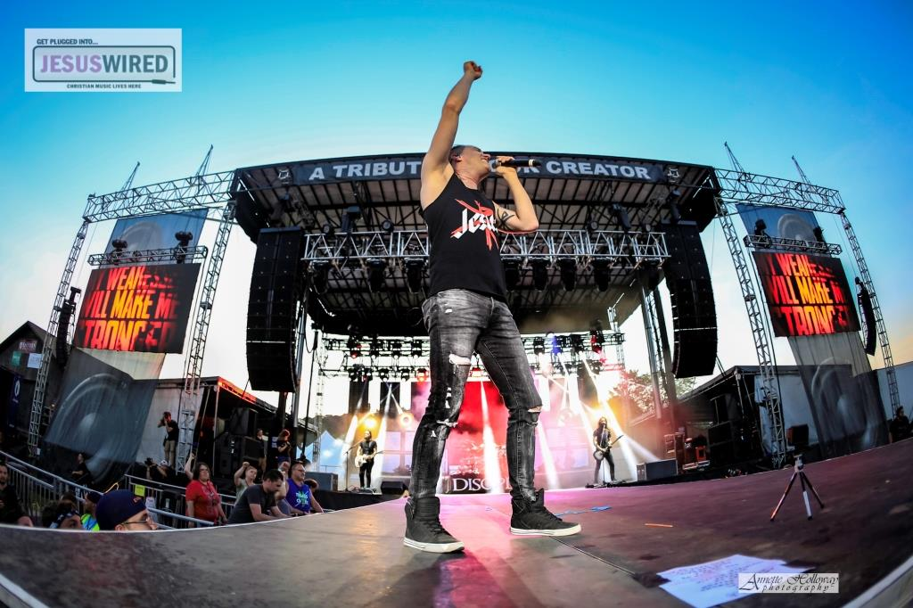 Gallery: Disciple - Creation Festival NE by Annette Holloway