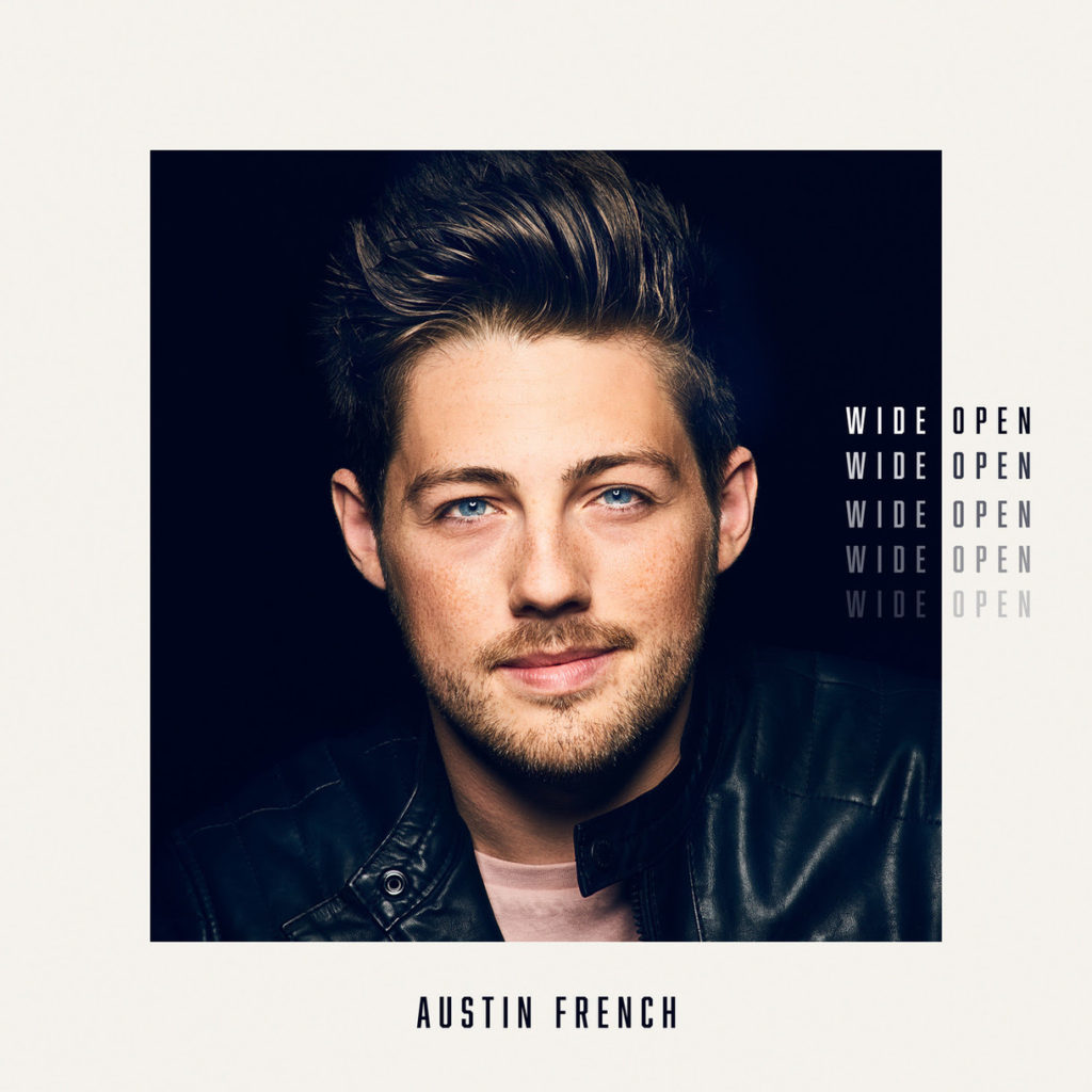 """Austin French Drops New Single """"Born Again"""" Alongside Powerful Video - Austin French Delivers """"Beautifully Crafted"""" Debut Wide Open to Critical Acclaim, Available Now"""